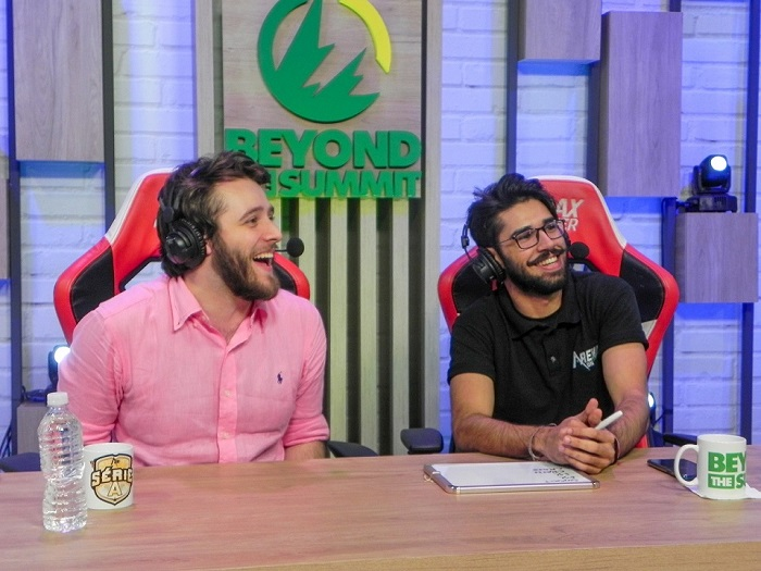 ArenaOn no Globo Esporte!